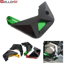 Motorcycle Accessories CNC Aluminum Engine protectiver cover Motorcycle Engine Guard For Kawasaki Z900 Z1000 2010 2011 2012 2017