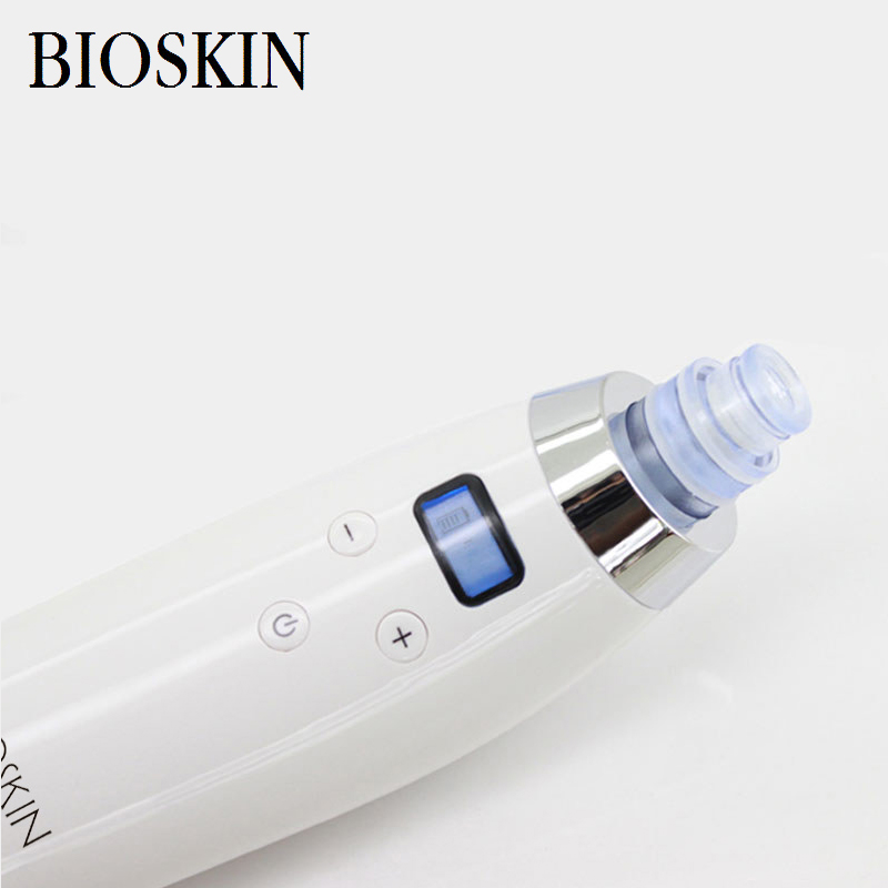 BIOSKIN Blackhead Sucking Machine med vakuumtryck Adsorption att suga - Sjukvård - Foto 6