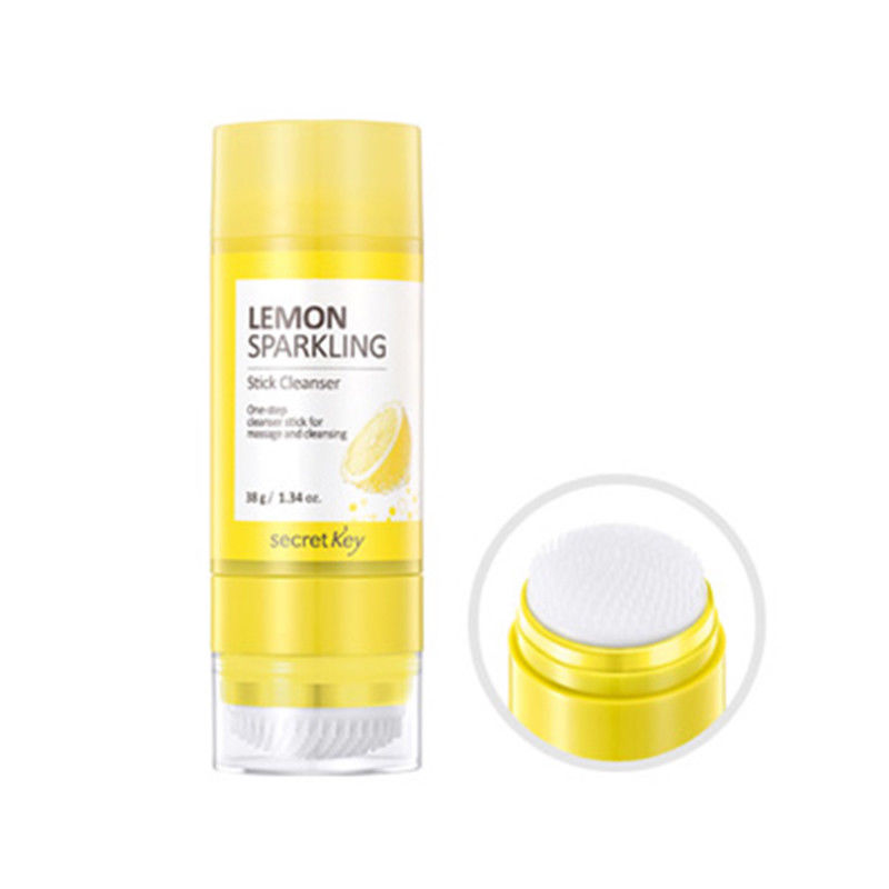 SECRET KEY Lemon Sparkling Stick Cleanser 38g Facial