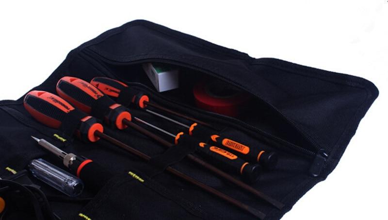 1 PC Tools qese Plier Screwdriver Xhepi rrotull çanta / Rasti / - Magazinimi dhe organizimi në shtëpi - Foto 4