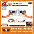 Freio pivô & Clutch Lever 4 Direções EXCF Dobrável Para KTM EXC EXCR XCF XC SX SXF XCW XCFW SIXDAYS Bicicleta Da Sujeira do Motocross Enduro
