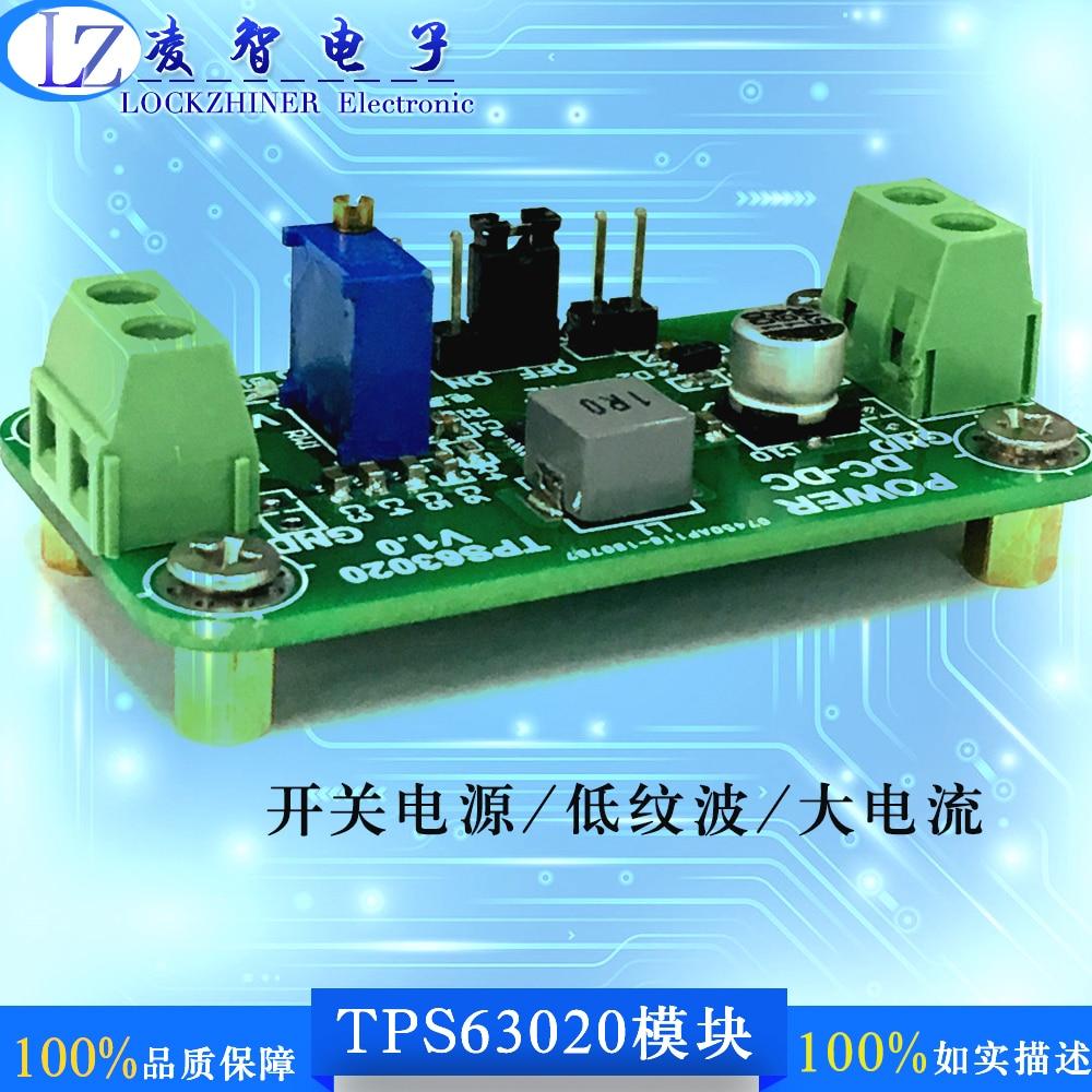 TPS63020 Module de levage Module de gestion de batterie au Lithium basse puissanceTPS63020 Module de levage Module de gestion de batterie au Lithium basse puissance