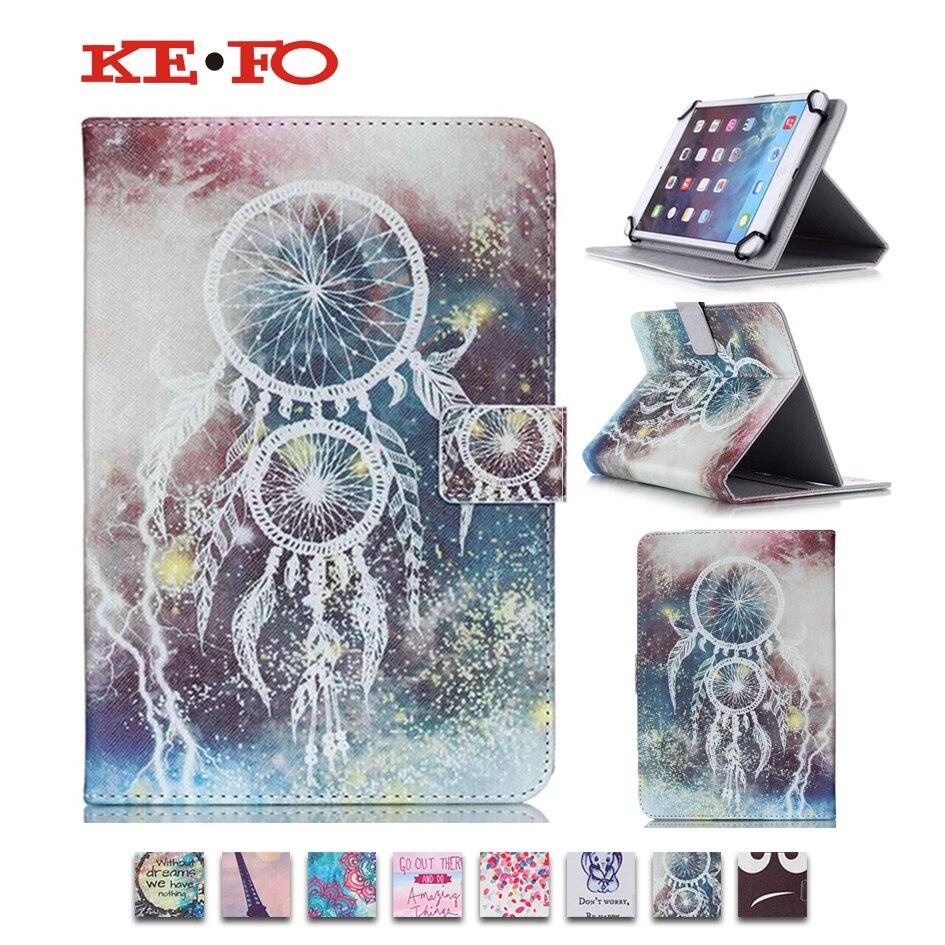 Pour Apple Air 2 Universel 10 Pouce Tablet Cas Flip Stand De Protection Cas de Couverture pour Digma Platina/Avion 9.7 3G + stylo + Center Film