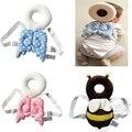 Almofada Proteção para a Cabeça do bebê Da Criança Travesseiro Encosto de cabeça do Pescoço Do Bebê Asas Bonito Resistência Queda Almofada de Enfermagem