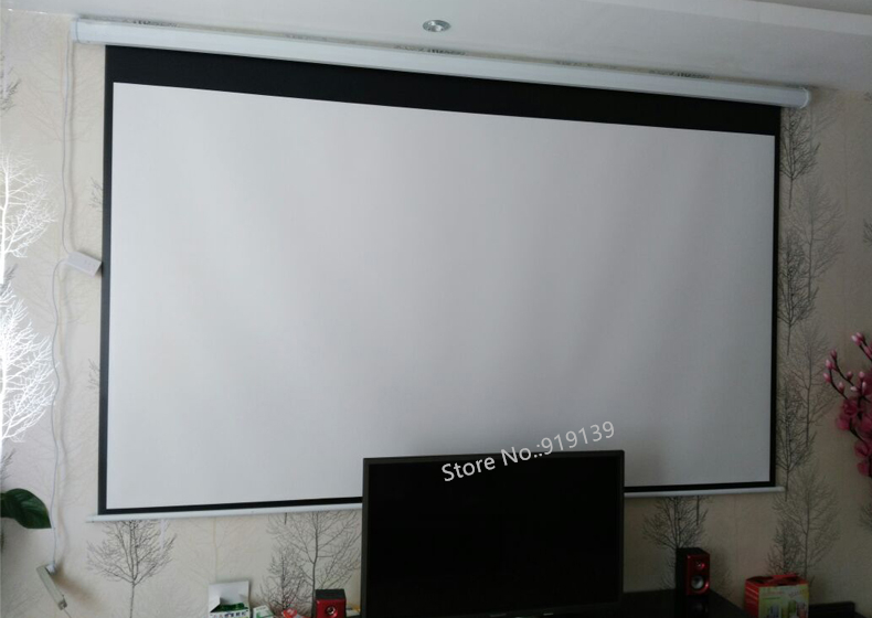 100 inch electric screen pic 21