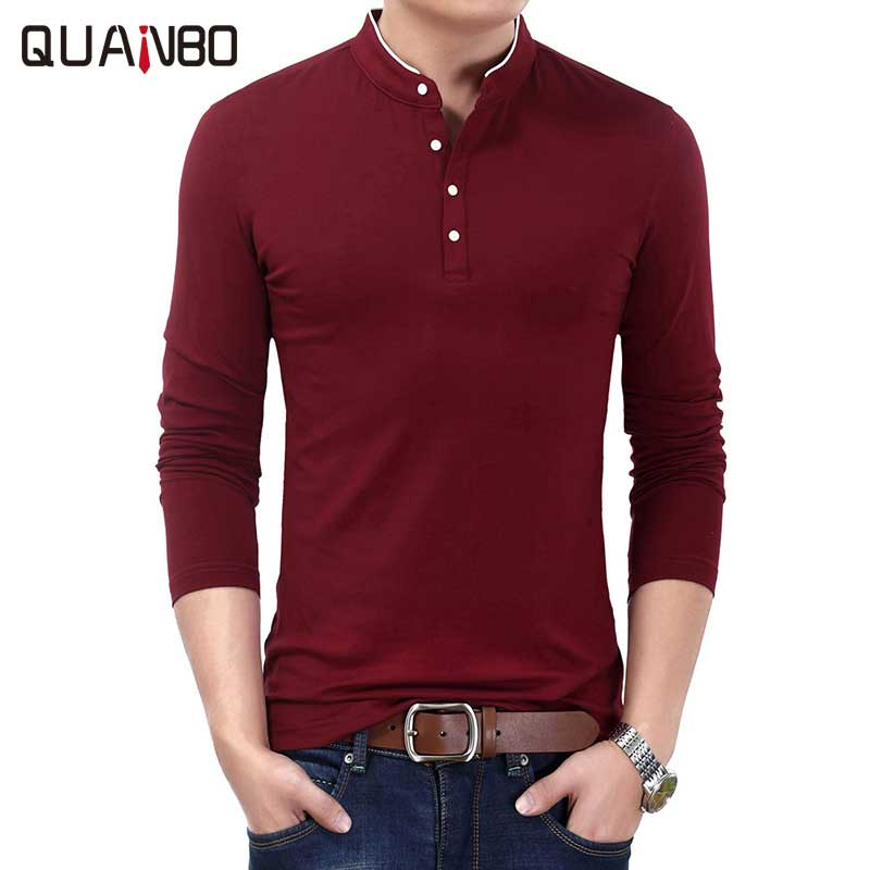 2017 new fashion mens t shirts brand clothes solid color