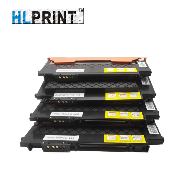 CLT404S 404s printer toner cartridge compatible for samsung Xpress SL C430 C430W C433W C480 C480W C480FN C480FW 1pcs/Lot