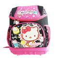 Hello Kitty School bags Kids Cartoon backpack Children Orthopedic School Backpacks For Girls School Bags For 1-3 Grade Students