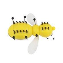 Solar Light Powered Bees STEM Toys
