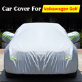Auto Cover Car Scratch UV Anti Sun Rain Snow Resistant Cover Waterproof Dust Proof For VW Golf