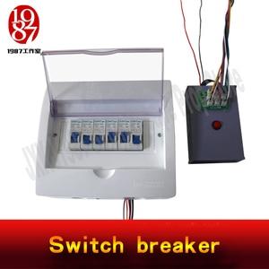 Image 4 - Rekwizyt do pokoju zagadek wyłącznik jxkj1987 przekręć przełącznik w odpowiednią pozycję, aby odblokować i uciec z komory poszukiwawczej