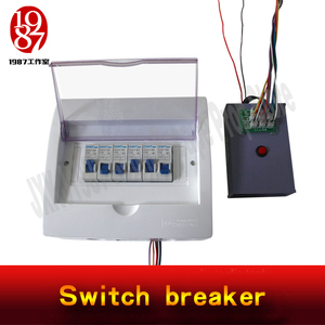 Image 4 - escape room game prop switch breaker jxkj1987 turn the switch to right position to unlock and escape adventurer chamber room