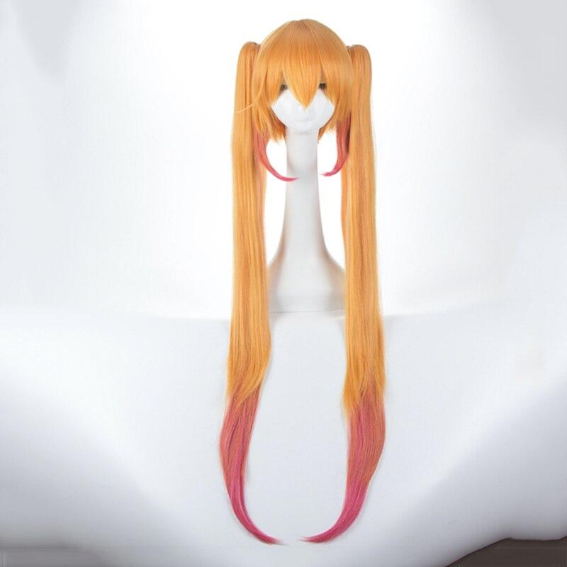Японский аниме Kobayashi san Chi No Maid Dragon Tohru косплей парик Длинные косички пучки парик синтетический парик для женщин Косплей волосы