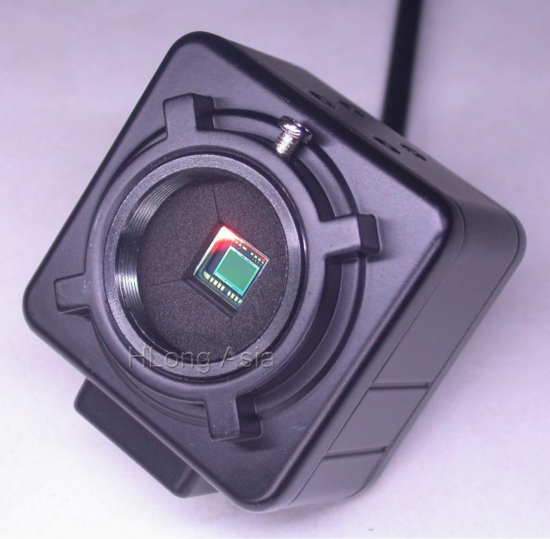"""imágenes para Estilo de la caja cámara EFFIO-E 1/3 """"Sony sensor de imagen CCD ICX810/811 CCD, CXD4140 CCTV módulo de la cámara"""