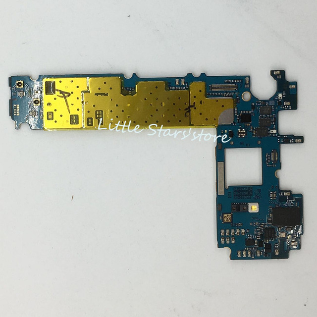 100% original placa principal para samsung galaxy s6 edge plus g928f 32g desbloqueado placa lógica de trabajo