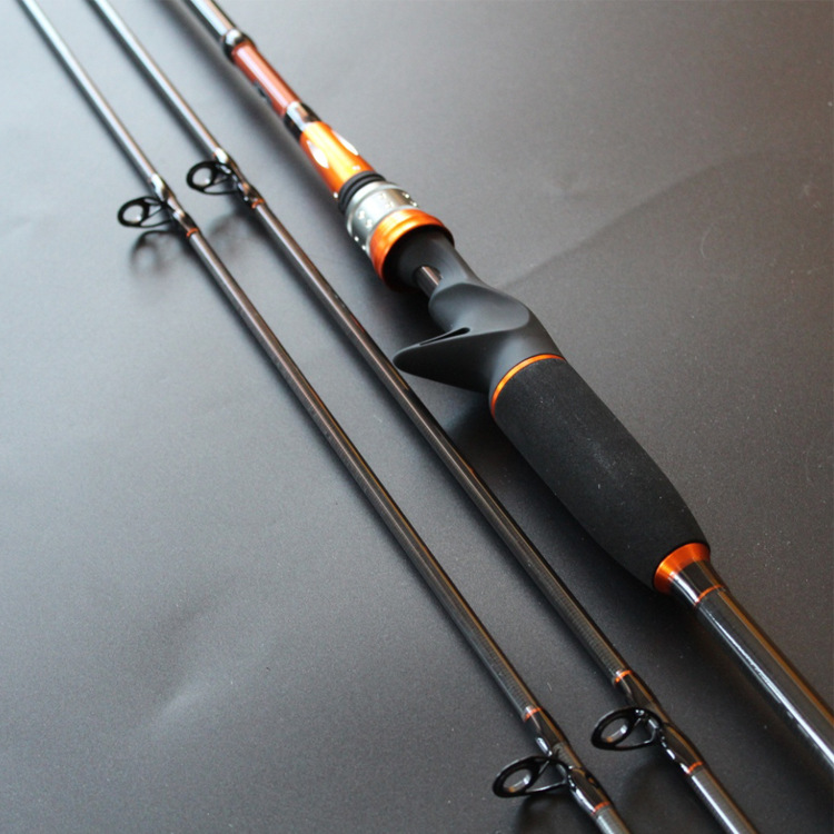 Free delivery m mh power 2 tips 2 sec casting spinning rod for Top fishing rods