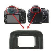 Резиновый наглазник, сменный окуляр для Nikon D5600 D5500 D5300 D5200 D5100 D5000 D3500 D3400 D3300 D3200 D3100 DK25
