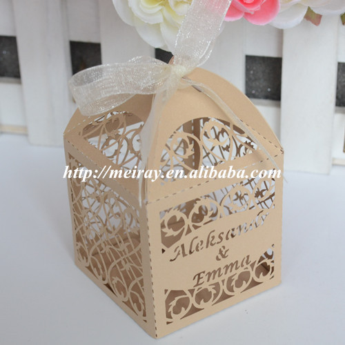 Laser Cut Christening Box Party Fovor Bonbonniere Indian Wedding Gift Bo