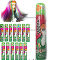 Free Shipping Caring Temporary Hair Spray Many Colors Easy Highlight Outstanding 85ml