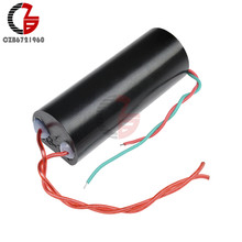 6-12 V Suhu Tinggi Arc Igniter Generator Daya Tinggi Pulsa Tegangan Arc Ignition Coil Inverter Langkah Up Booster converter(China)