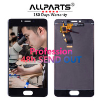 Warranty 5 0 Tested Black White M3S Mini LCD For MEIZU M3S Display Touch Screen Digitizer