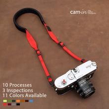 Cam in cinto de câmera universal 1871 1881, alça para pescoço, ombro, cinto de carregamento, 11 cores disponíveis, feita de nylon 82 ~ 104cm comprimento