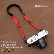 cam in 1871 1881 Universal Camera Strap Neck Shoulder Carring Belt 11 colors available Made of nylon cowskin 82~104cm length