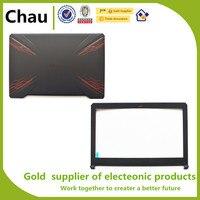 New For ASUS FX80 FX504 LCD Back Cover+Lcd Front Bezel Cover 47BKLLCJN70 47BKLLCJN08 48BKLLBJN30
