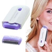Women Touch Laser Epilator Shaving Permanent Hair Removal Depilator Whole