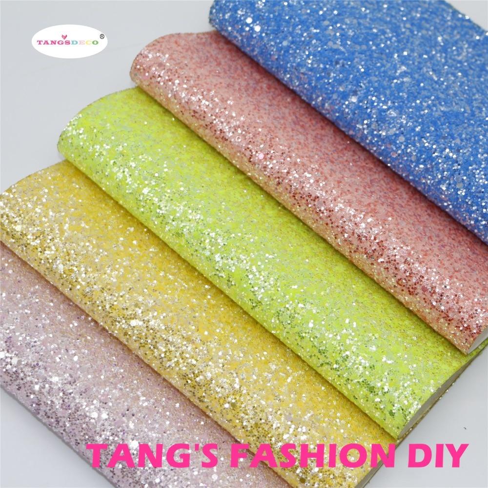 15 шт.-20×22 см fluo светлый цвет большие и маленькие Блеск mix Кожа/коренастый блеск кожи /синтетическая кожа может выбрать цвет