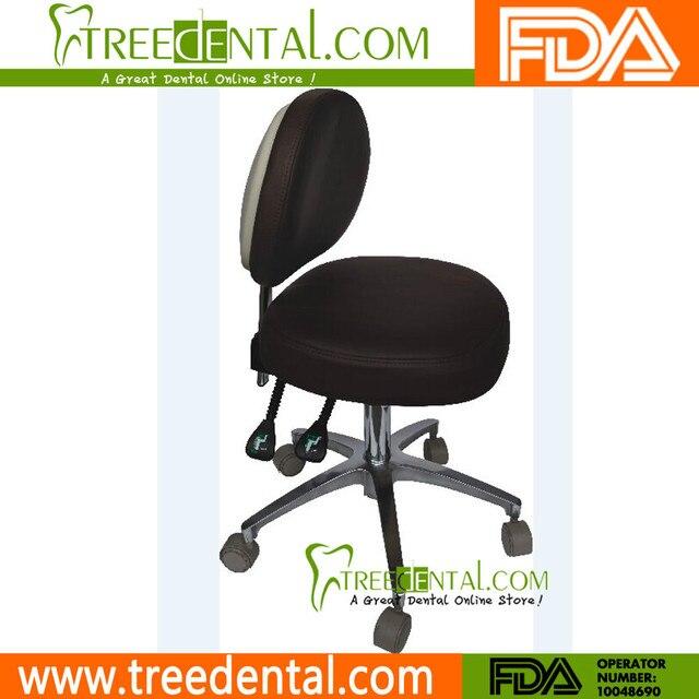 TR 810 Lujo Dental Médico Heces Consultorio Médico Dentista Silla PU ...