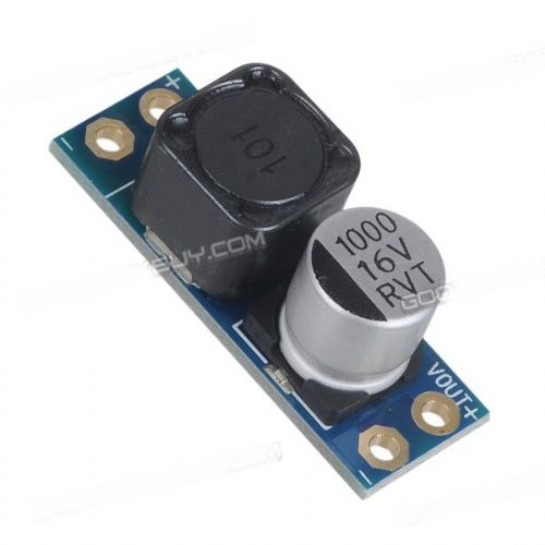 LC Power Filter 2A 16V Input Reverse Polarity Protection for FPV Video