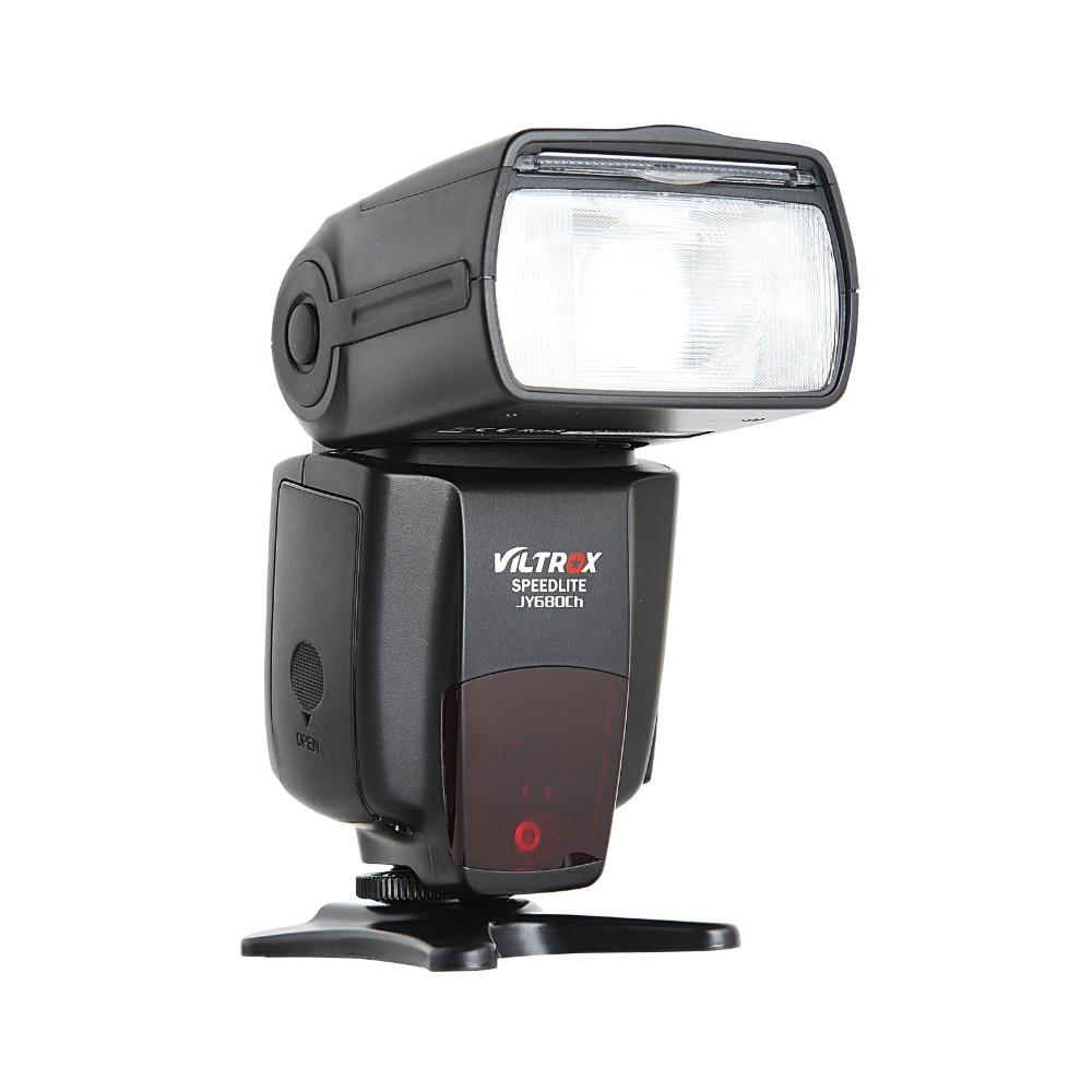Здесь продается  Viltrox JY-680Ch 1/8000S High Speed Sync HSS TTL Flash Speedlite for Canon DSLR 760D 750D 700D 650D 70D 60D 5DII 7D  Бытовая электроника