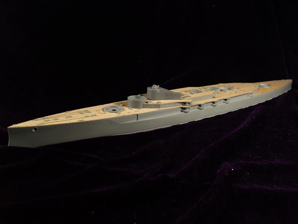 /Combring 3534FH tiger battleship ARTWOX cruiser wooden deck AW10073