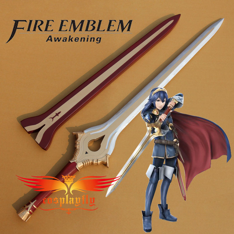 Fire Emblem If Lucina PVC Sword Cosplay Prop for Costume D0070