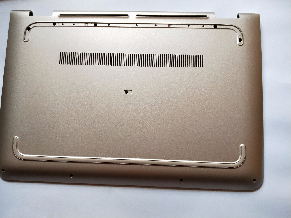 Laptop Bottom Case For Hp 14 A 15 A X360 856006 001 Gold Color