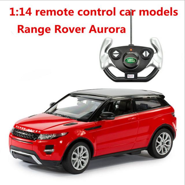 1:14 modelos de carros de controle remoto, carro range rover elétrica, plástico diecasts, toy vehicles, educacional toys presentes, frete grátis