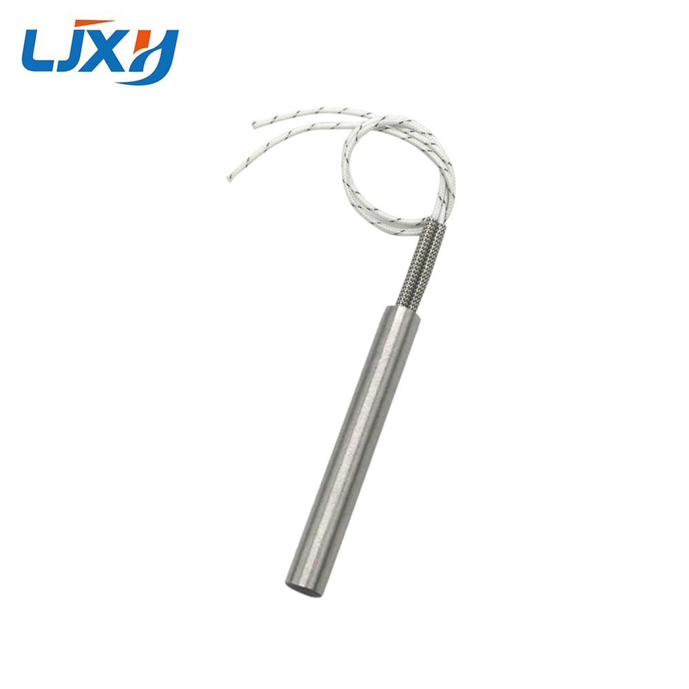 LJXH 400W/500W/650W Heating Element Mould Wired Cartridge Heater 16x100mm AC110V/220V/380V new ceramic fuser heating element cartridge heater for hp p1505 m1120 m1522 m1536 p1566 p1606 m201 m202 m225 m225 m125 m126 m127