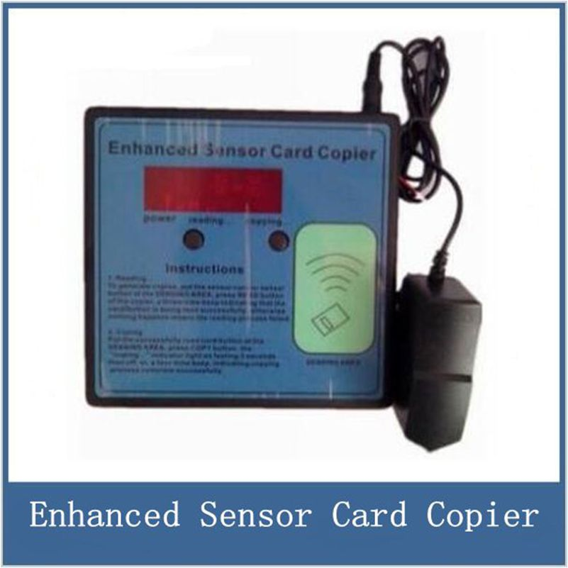 Newest Enhanced Sensor Card Copier ID Card Duplicator 125KHz to 135KHz Machine Kit