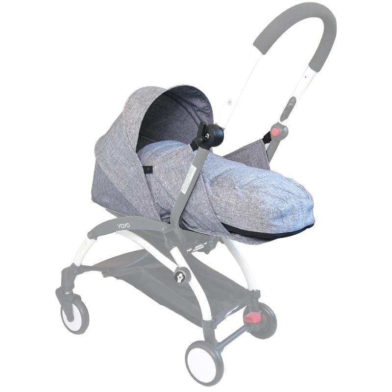 Kereta Dorong bayi Sarang Kelahiran Kantong tidur Baru Lahir Stroller - Aktivitas dan peralatan anak anak - Foto 2