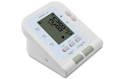 With CE FDA Digital Sphygmomanometer Blood Pressure Monitor Automatic with software Upload Data to Computer 2018 new ce fda digital blood pressure monitor usb software cd included contec08c bp monitor tensiometer