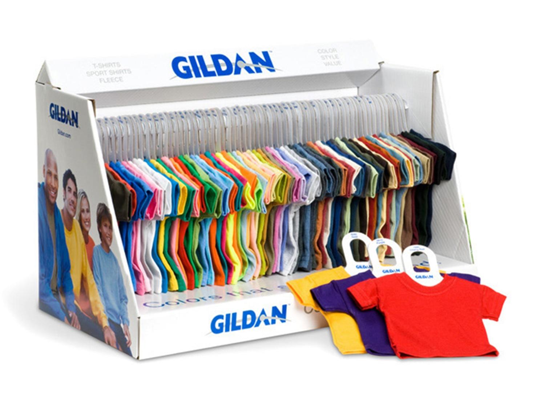 GILDAN Cotton O-neck printed T-shirt DJ Turntable Scratch T-Shirt for men