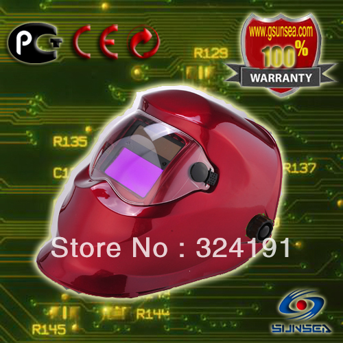 ФОТО High Top Quality Welding hood glass mask auto, protective Face shields welding Hard hat masks  CE goggles