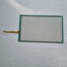 PFXGE4501WAD GC-4501W 10.1 Inch Touch Glass Panel + Membrane film for HMI Panel repair~do it yourself,New & Have in stock