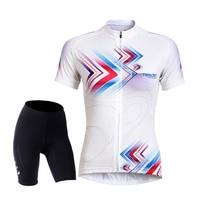 Tasdan Brand Women Cycling Jerseys Sets Bicycle Cycling Clothings Jerseys Shorts MTB Shorts Sports Clothing Suits T shirts