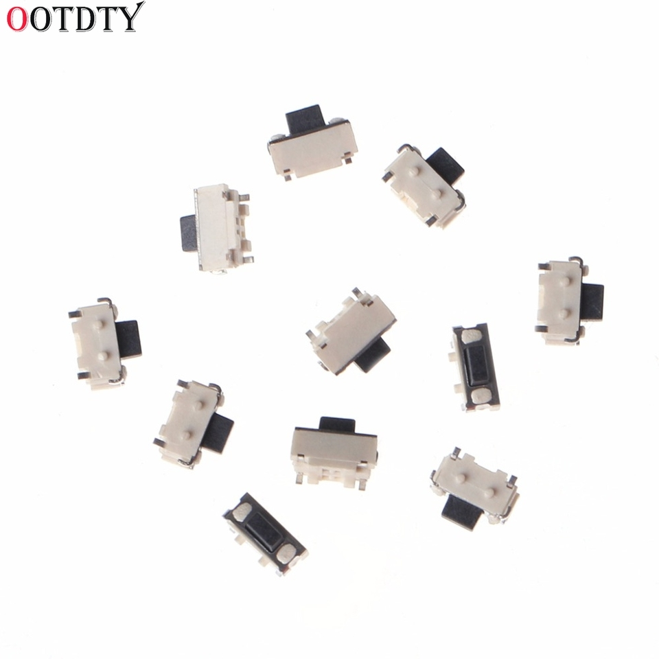 20pcs Side Tactile Push Button Micro SMD SMT Tact Switch 2*4mm XZ2MAZD