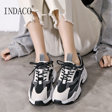 Casual Shoes Women Fashion Sneakers Female 5.5cm