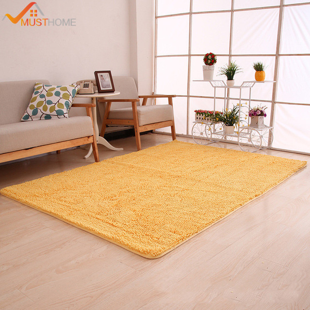 70x160cm 28 X63 Microfiber Chenille Area Rugs And Carpets For Home Living Room
