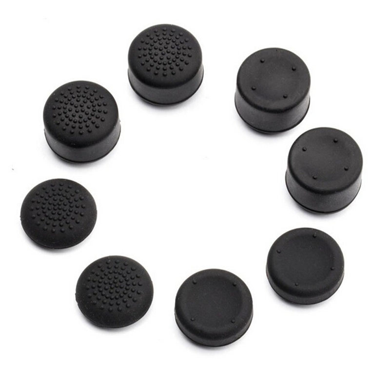 Gamepad Thumbstick Joystick Grip Caps Higher Stick Cover For Sony PlayStation Dualshock 3/4 PS3 PS4 Slim Pro Xbox 360 Controller