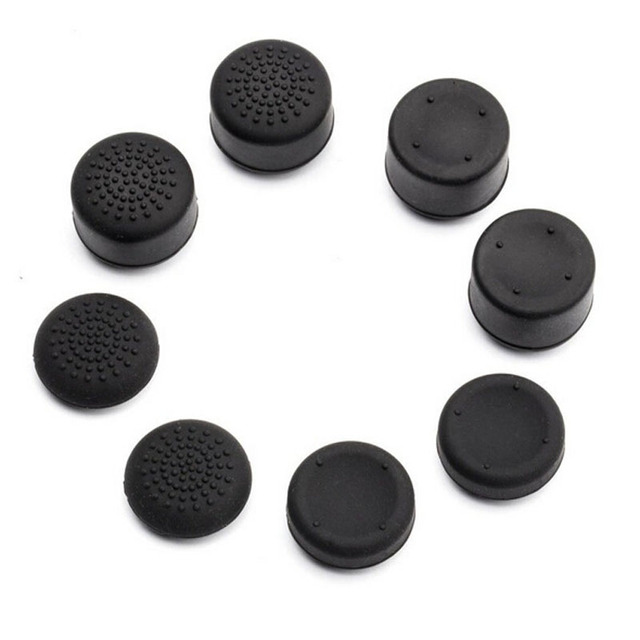 Gamepad Thumbstick Joystick Grip Caps Higher Stick Cover For Sony PlayStation Dualshock 3/4 PS3 PS4 Slim Pro Xbox 360 Controller 4